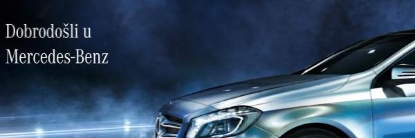 Potpisan ugovor i sa Mercedes Benz