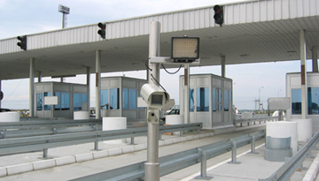 Uređaji za elektronsku naplatu putarine i NIS-ovim pumpama