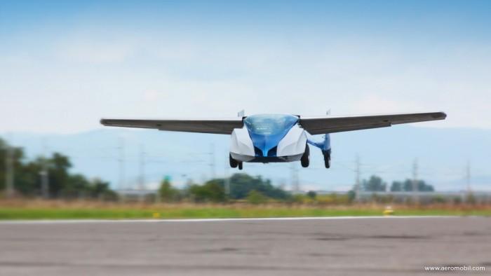 Uskoro nam stižu leteći automobili?