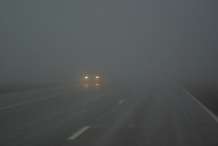 Mali saveti: Kako voziti po magli?