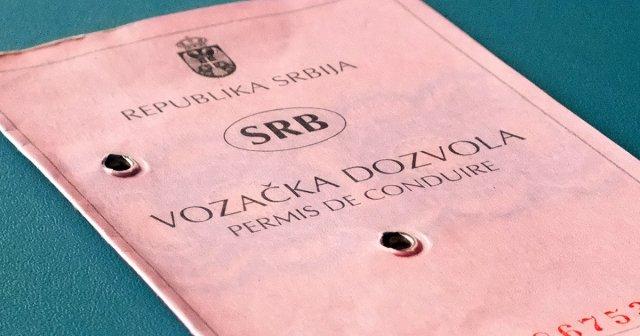 Važenje vozačkih dozvola Republike Srbije u inostranstvu