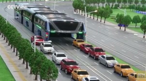 Da li će ovako izgledati budući javni prevoz?