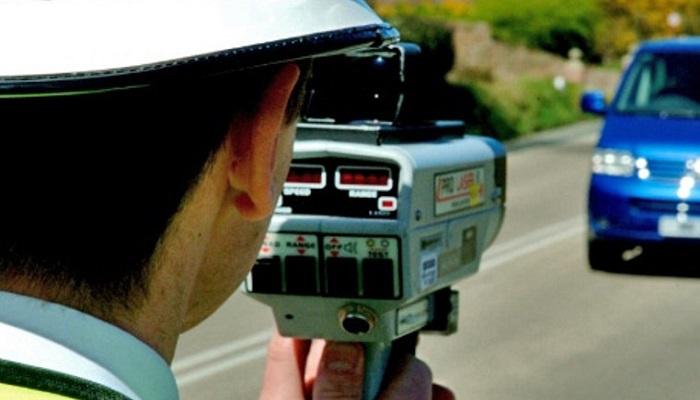 Nova akcija kontrole brzine! Snima se svaki prekršaj!