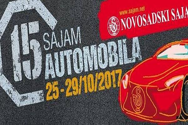 Auto Show – Novosadski sajam 25.-29.10.