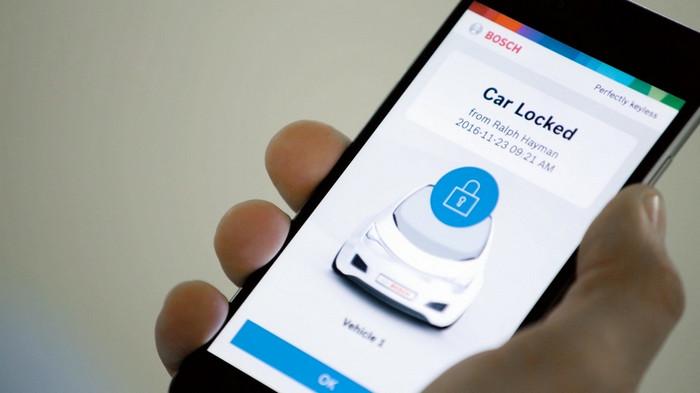 Pametni telefon sada i kao ključ automobila