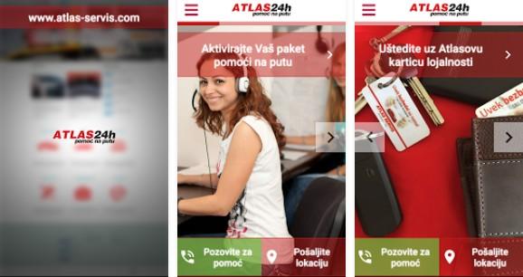 Od sada možete aktivirati vaš paket i preko Atlas 24h aplikacije