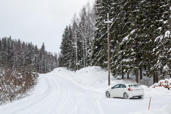 Nemanje zimske opreme znači imanje novčane kazne