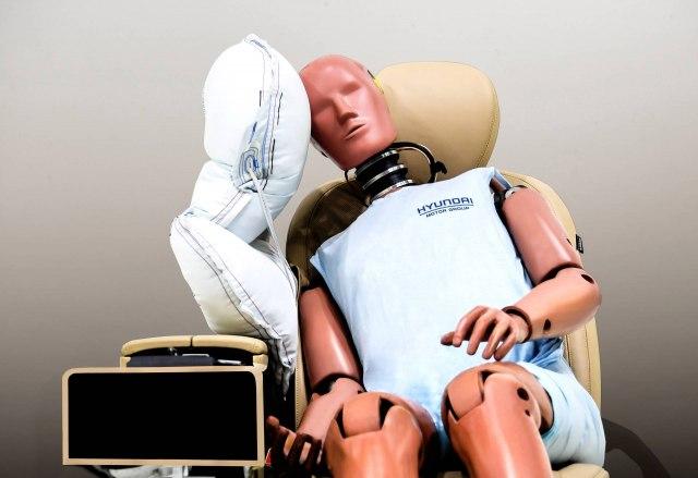 Inovacija koja sprečava povrede glave i spasava živote – centralni vazdušni jastuk