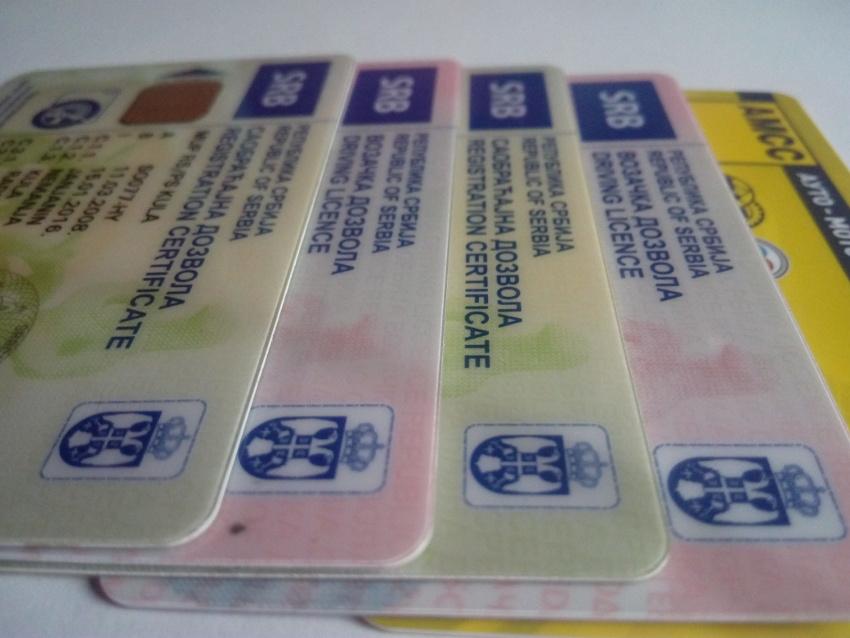Zamena vozačke dozvole od sada moguća elektronski, uz dostavu na kućnu adresu