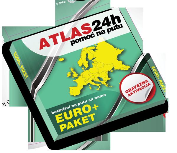 Euro+Paket 3D Atlas Servis