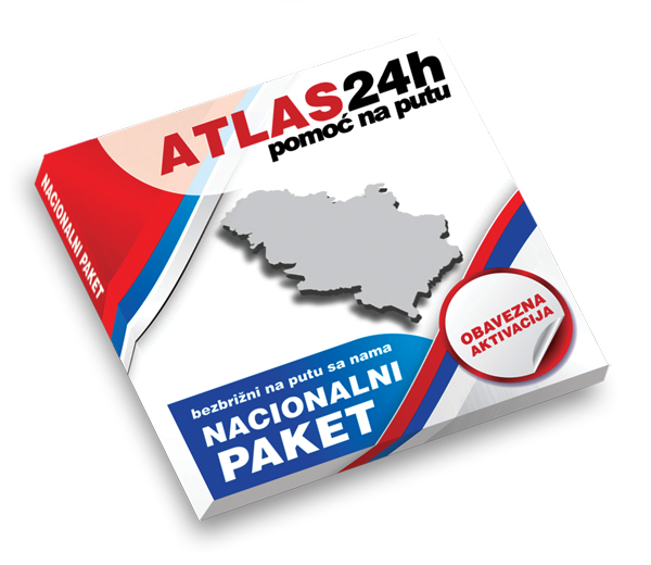 Nacionalni Paket 3D Atlas Servis