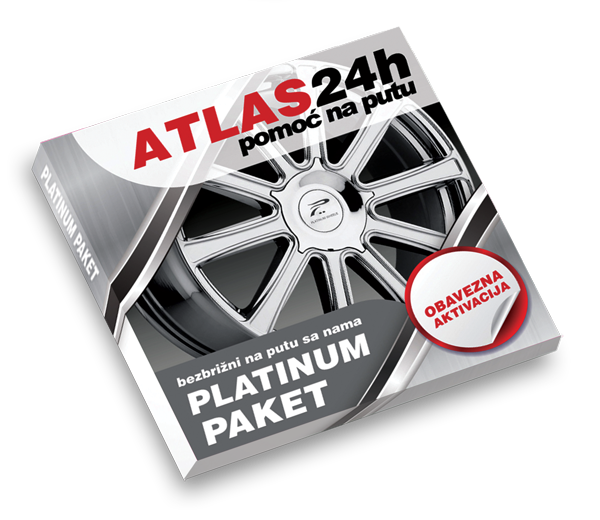 Platinum Paket 3D Atlas servis