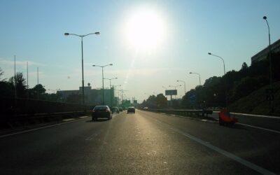 Kako pregurati vrućine u saobraćaju?